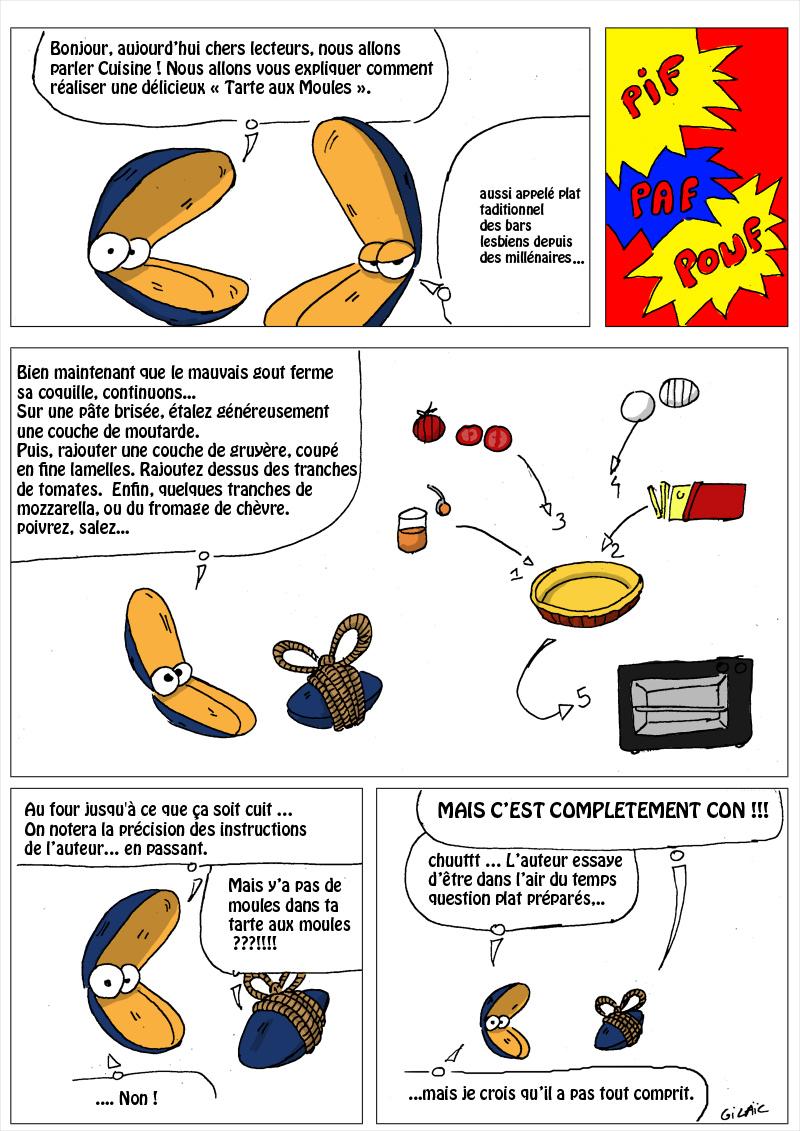 Intermède cuisine